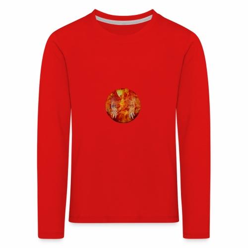 Fire and Fuego - Maglietta Premium a manica lunga per bambini