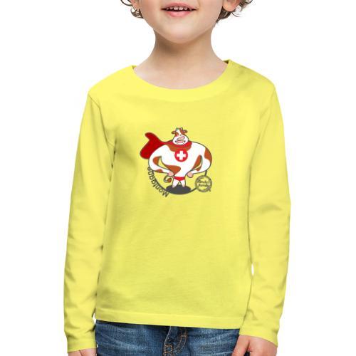 FF BERG 01 - Kinder Premium Langarmshirt