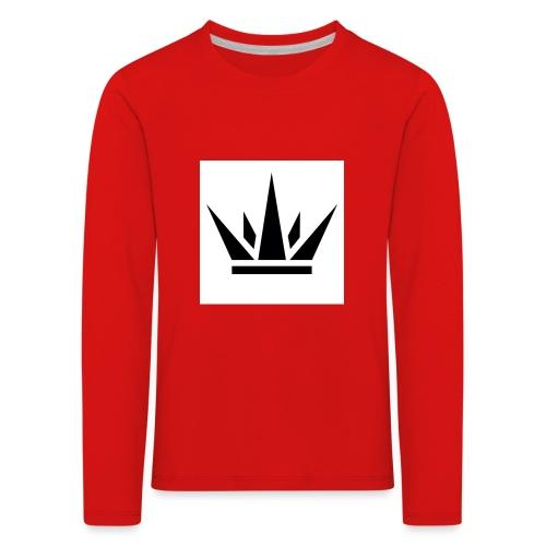 King T-Shirt 2017 - Kids' Premium Longsleeve Shirt