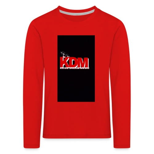 DREAM MUSIC - T-shirt manches longues Premium Enfant