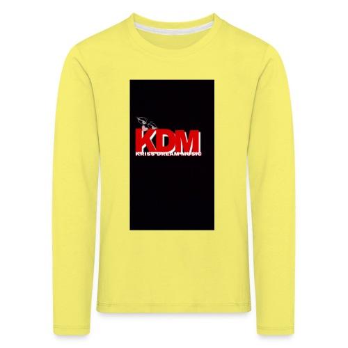 DREAM MUSIC - T-shirt manches longues Premium Enfant