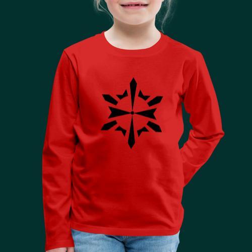 Simbolo Esoterico - Maglietta Premium a manica lunga per bambini