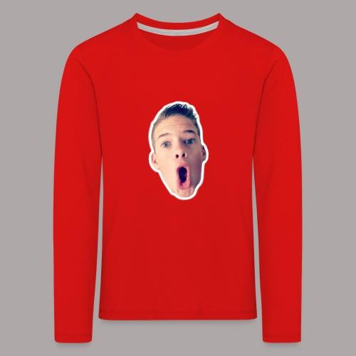 Shirt png - Kinderen Premium shirt met lange mouwen
