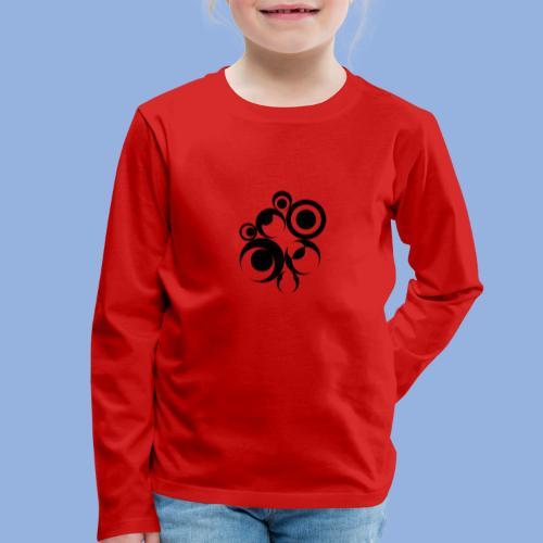 Should I stay or should I go Noir - T-shirt manches longues Premium Enfant