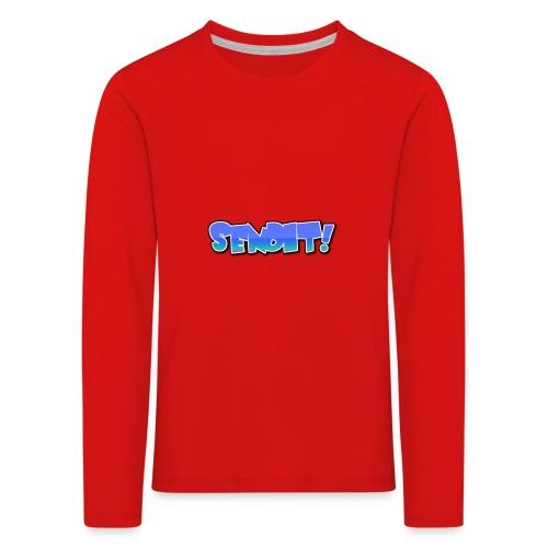 senden - Kinder Premium Langarmshirt