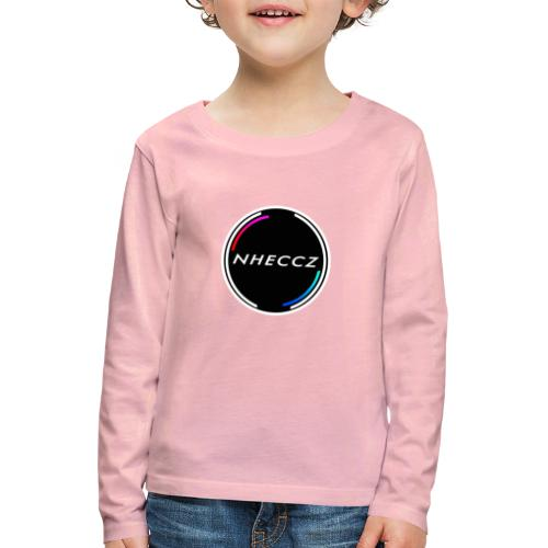 NHECCZ Logo Collection - Kids' Premium Longsleeve Shirt