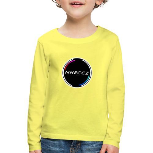 NHECCZ Logo Collection - Kids' Premium Longsleeve Shirt