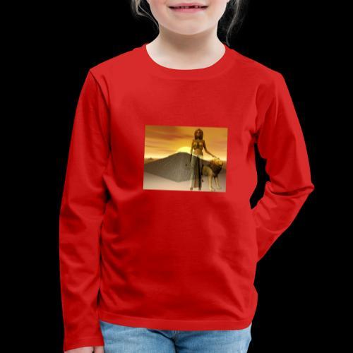 FANTASY 1 - Kinder Premium Langarmshirt