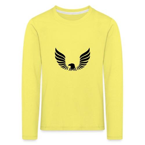 Aguila - Camiseta de manga larga premium niño