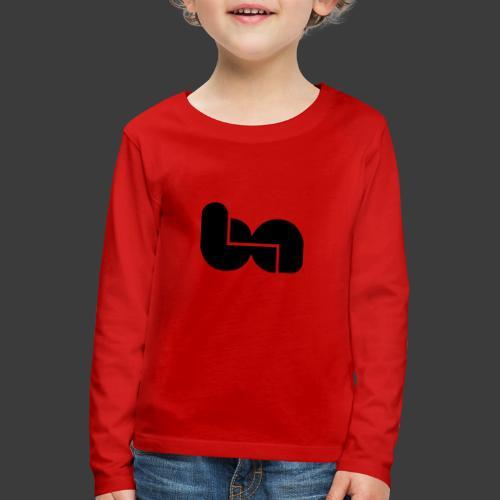 logo berciniauto - Maglietta Premium a manica lunga per bambini
