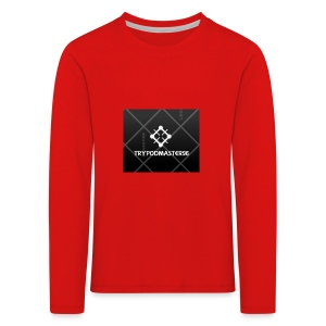 my youtube channle march - Kids' Premium Longsleeve Shirt