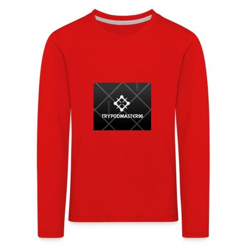 my youtube channle march - Kids' Premium Longsleeve Shirt