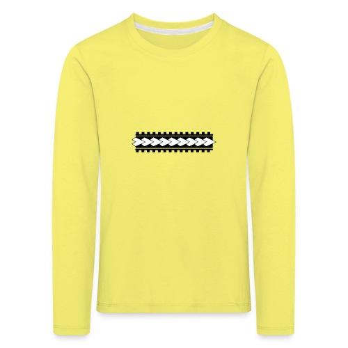 Linea corporal - Camiseta de manga larga premium niño