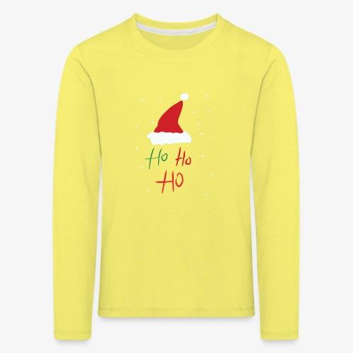 hohoho - Kids' Premium Longsleeve Shirt