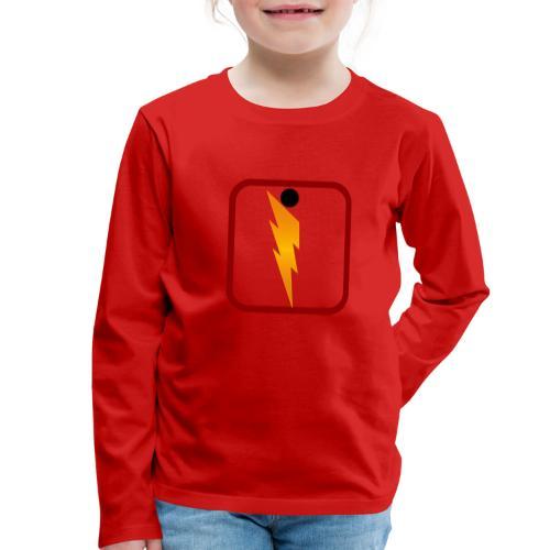 Foudre de Taranicité - T-shirt manches longues Premium Enfant