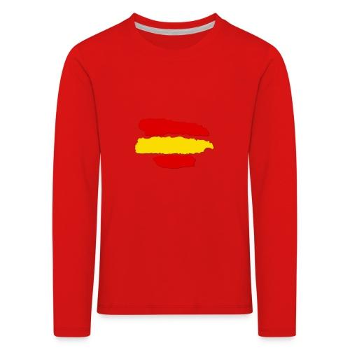 rayas de españa - Camiseta de manga larga premium niño
