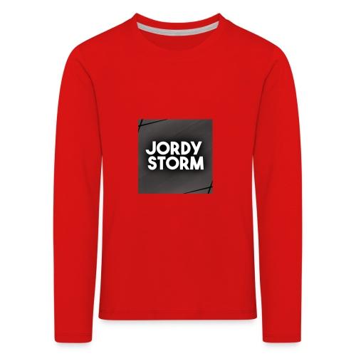 Storm Disign - Kinderen Premium shirt met lange mouwen