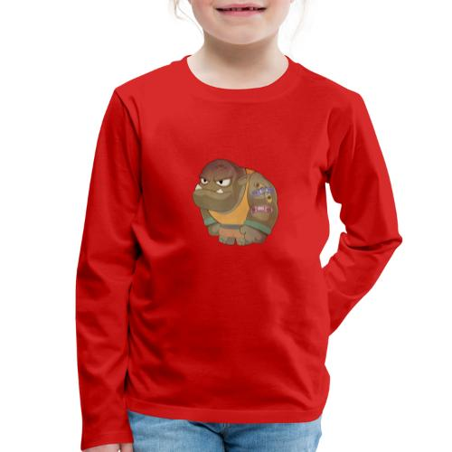 Brabucon00001 - Camiseta de manga larga premium niño