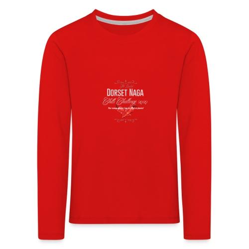dorset naga tshirt 2020 - Långärmad premium-T-shirt barn