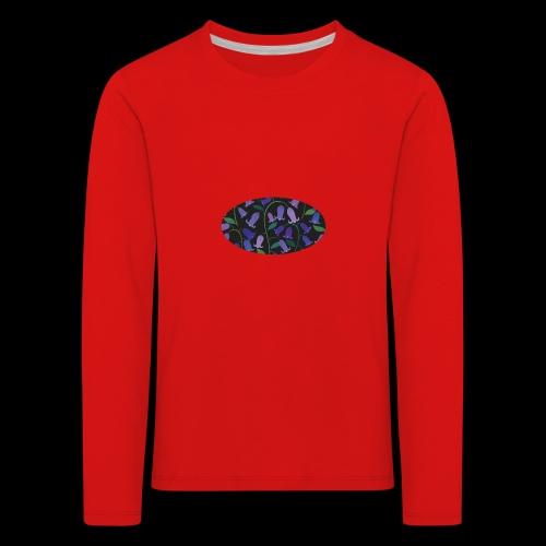 blue bells - T-shirt manches longues Premium Enfant