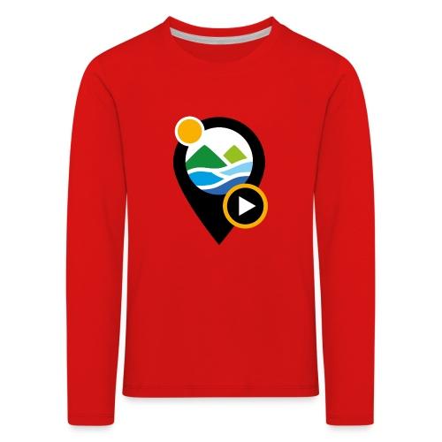 PICTO - T-shirt manches longues Premium Enfant