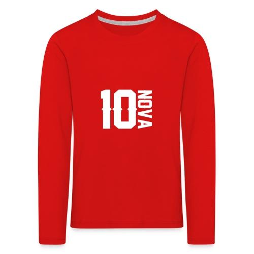 Nova 10 Jumper - Kids' Premium Longsleeve Shirt