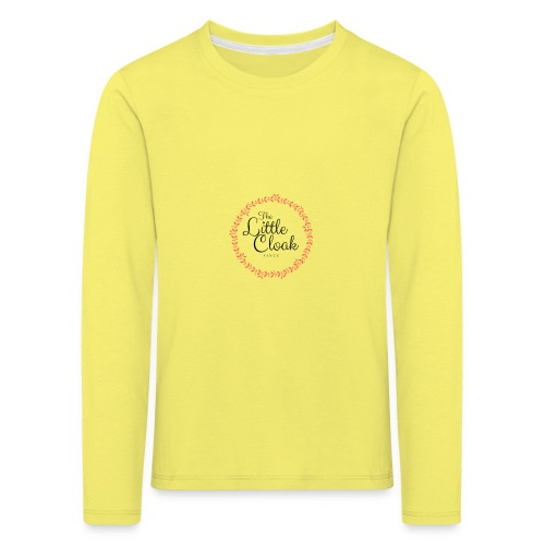 Little Clock - Maglietta Premium a manica lunga per bambini