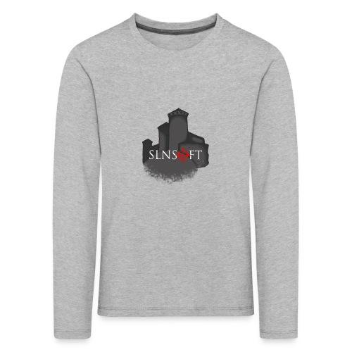 slnsoft - Lasten premium pitkähihainen t-paita