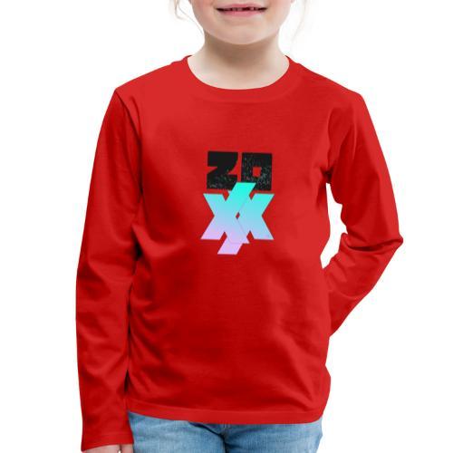 2020 - Kids' Premium Longsleeve Shirt