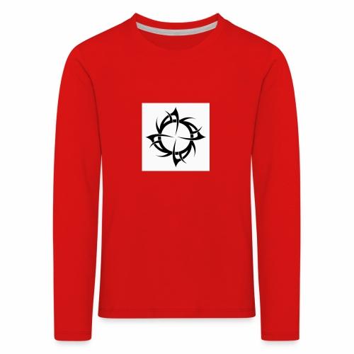 Tribal style - T-shirt manches longues Premium Enfant