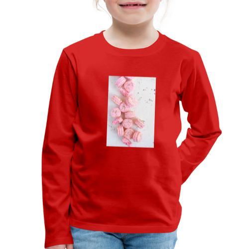 82C99425 3C93 4930 8646 44F845ADB717 - Kinder Premium Langarmshirt