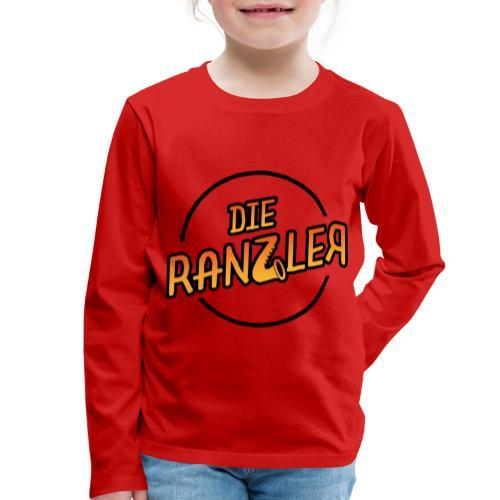 Die Ranzler Merch - Kinder Premium Langarmshirt