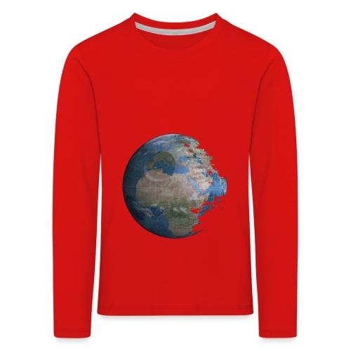 Death Earth - T-shirt manches longues Premium Enfant