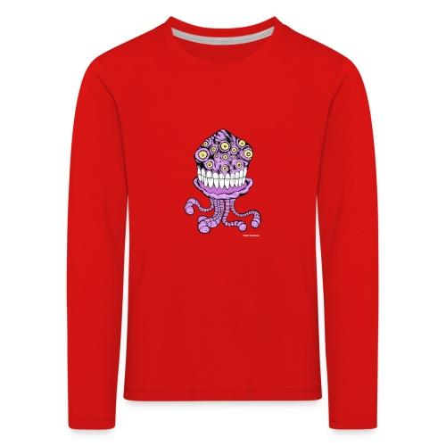 alien - Långärmad premium-T-shirt barn