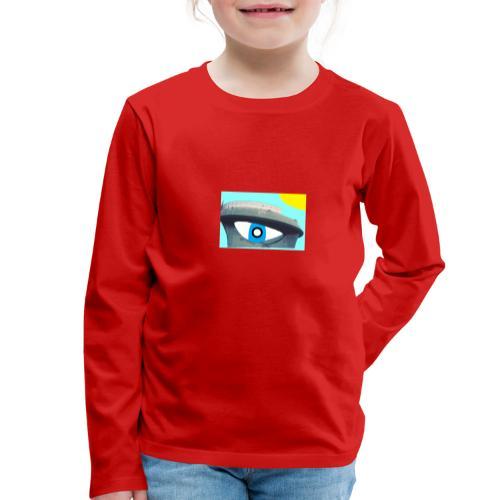 fantasimm 2 - Maglietta Premium a manica lunga per bambini