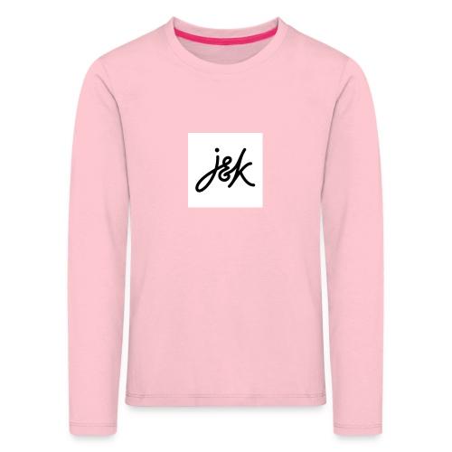 J K - Kids' Premium Longsleeve Shirt