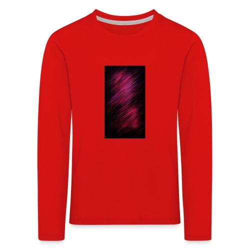 Oskis special - Långärmad premium-T-shirt barn