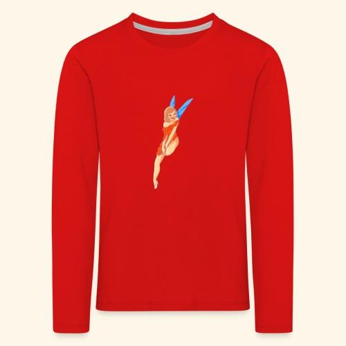 Fairy - Maglietta Premium a manica lunga per bambini