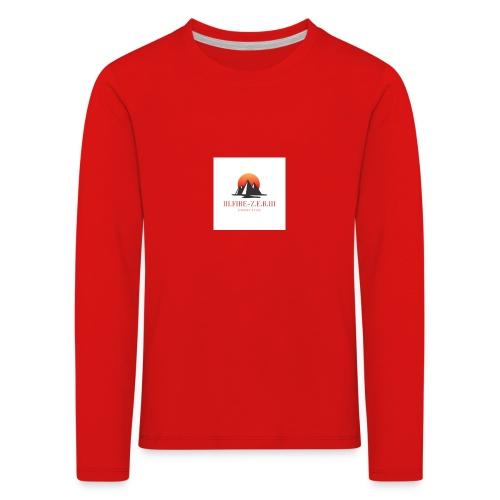 III.FIRE-Z.E.R.III - T-shirt manches longues Premium Enfant