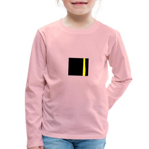 the logo of doom - Kids' Premium Longsleeve Shirt