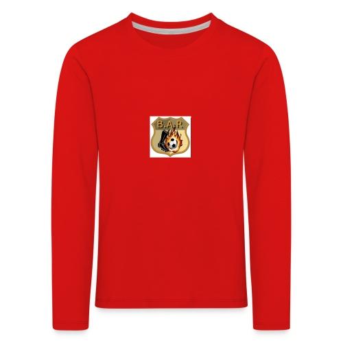 bar - Kids' Premium Longsleeve Shirt