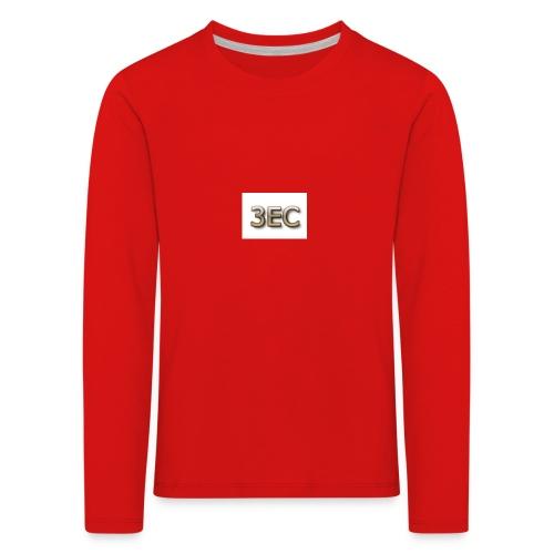 3EC - Kinder Premium Langarmshirt