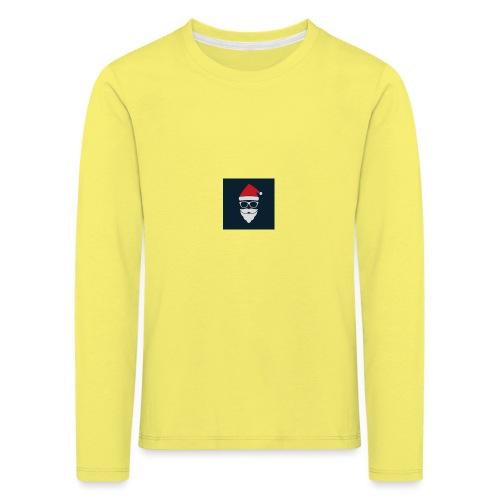 Trap Navideño - Camiseta de manga larga premium niño