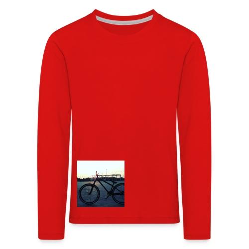Motyw 2 - Koszulka dziecięca Premium z długim rękawem