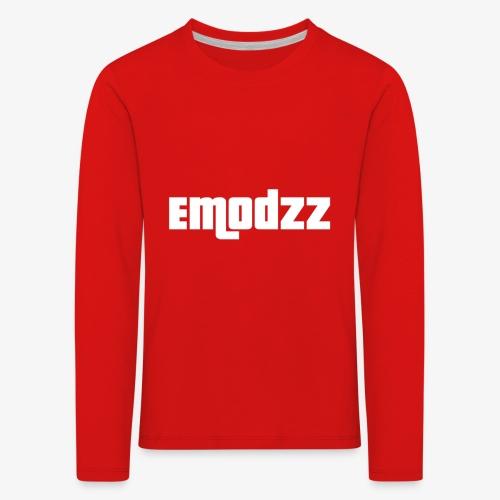 EMODZZ-NAME - Kids' Premium Longsleeve Shirt