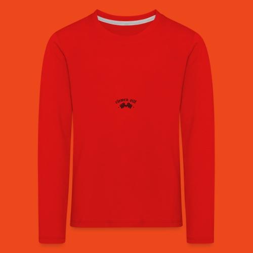 Camiseta Baseball unisex - Camiseta de manga larga premium niño