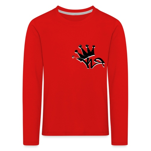 Crown - Kids' Premium Longsleeve Shirt