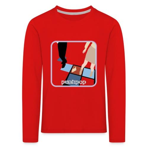 Pulp Disco PunkPop - Maglietta Premium a manica lunga per bambini