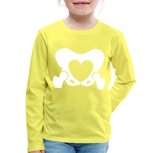 Love Your Hips Logo - Kids' Premium Longsleeve Shirt