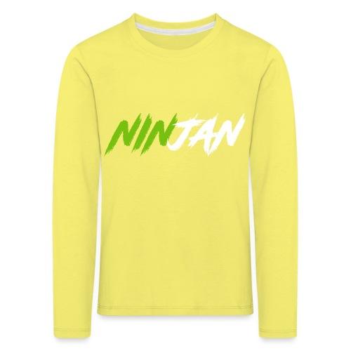 spate - Kids' Premium Longsleeve Shirt